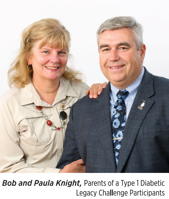 Photo of Bob and Paula Knight
