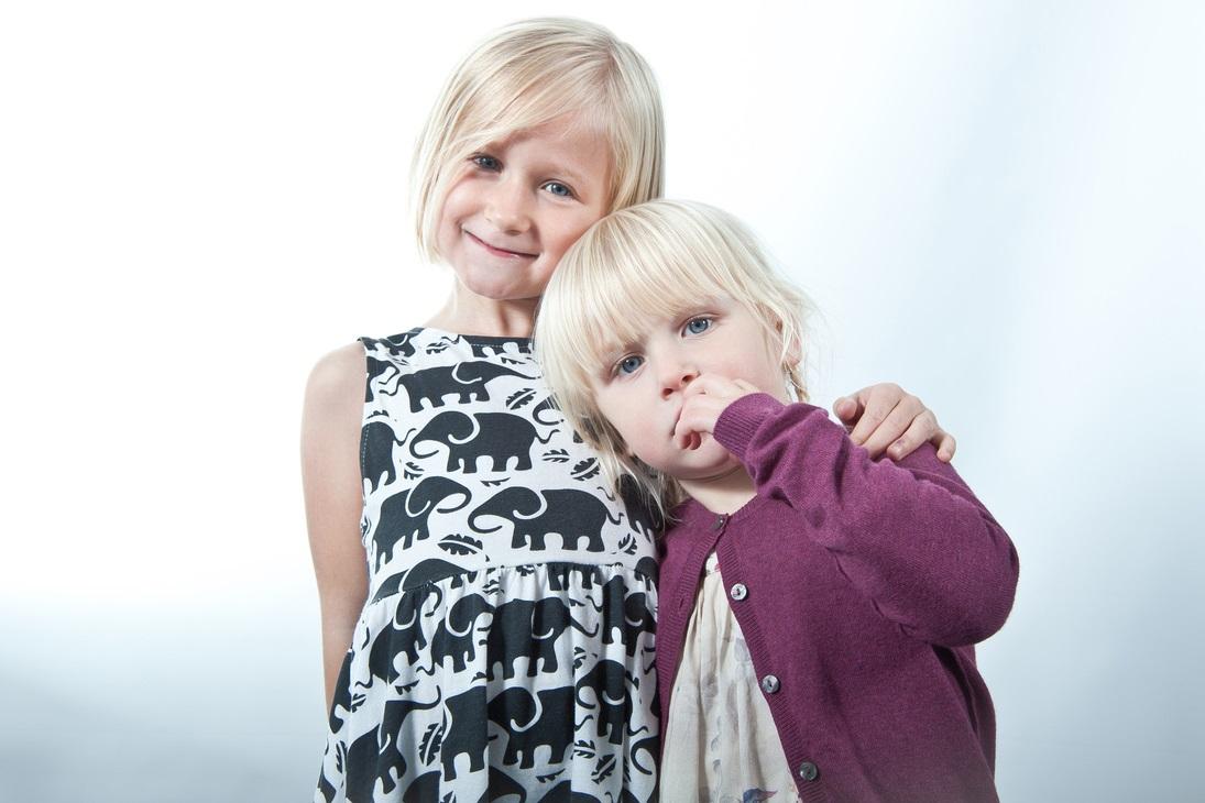 Photo of kid siblings
