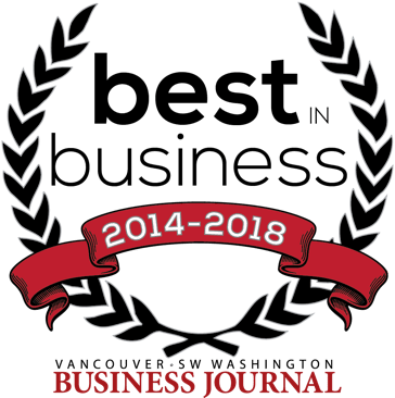 Best-In-Business icon from Vancouver Business Journal